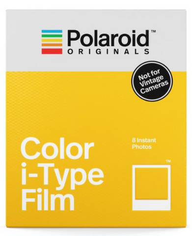 Polaroid Original i-Type Color Film
