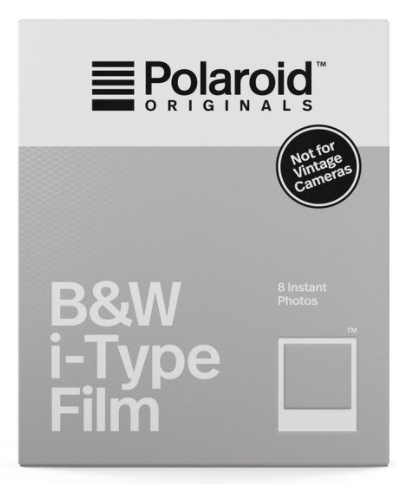 Polaroid Original i-Type B&W Film