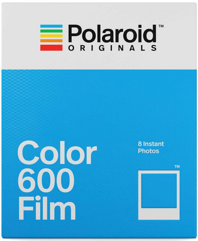 Polaroid Original 600 Color Film