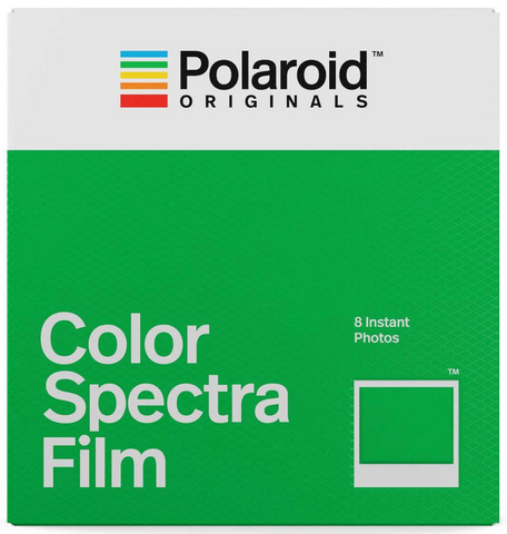 Polaroid Original Spectra Color Film