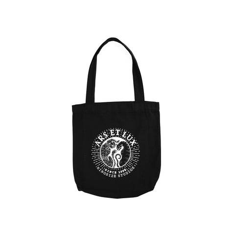 "Kingsize Tote Bag 20yr Anniversary Edition ""Art & Light"""