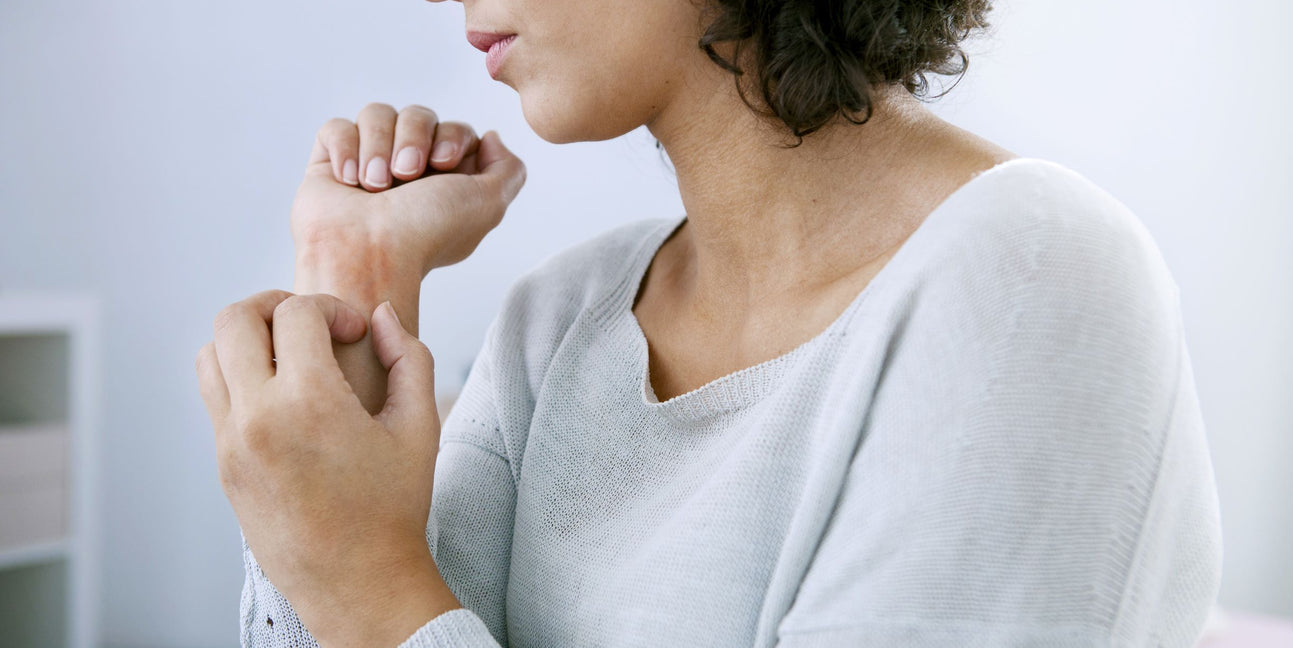 How to stop psoriasis itching