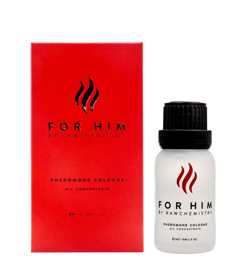 For Him by RawChemistry - A Pheromone Cologne Concentrate
