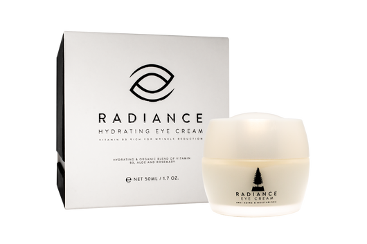 Radiance by RawChemistry - Luxurious and Organic Anti-Aging Eye Cream