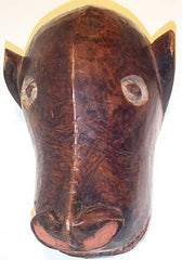 Bambara Animal Mask