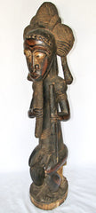 Baule Spiritual Spouse Male FIgure