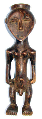 Mystery DRC Wollo FIgure: Male or Female?