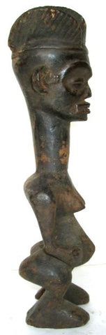 Chokwe Queen Figure