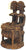 Dogon Balafon Players Figure