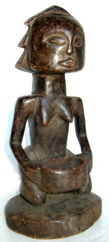 Luba Female Bowl Bearer (mboko)