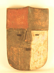 Duma Mask with Red Patch