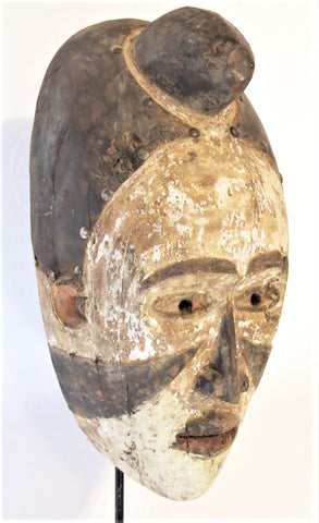 Yombe Mask from Private Collection