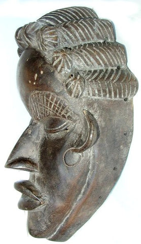 Bassa Geh-naw Ceremonial Mask