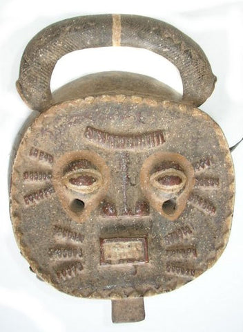 Baule Mblo Moon Mask