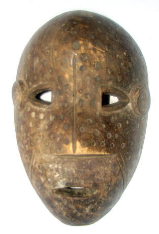 Leopard Initiation Mask