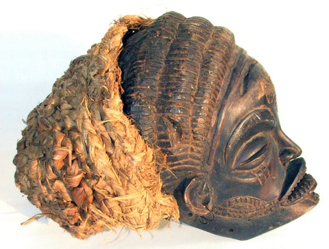 Chokwe Female Pwo Dance Mask