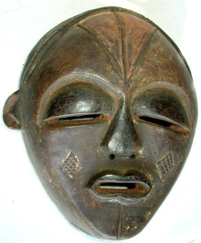 Ceremonial Mask from DRC
