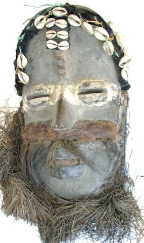 Dan Deangle Mask of the Forest Spirit