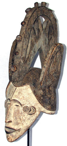 Igbo Spirit Mask