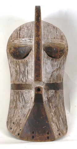 Songye Male Kifwebe Mask