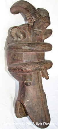 Mambila Ceremonial Mask