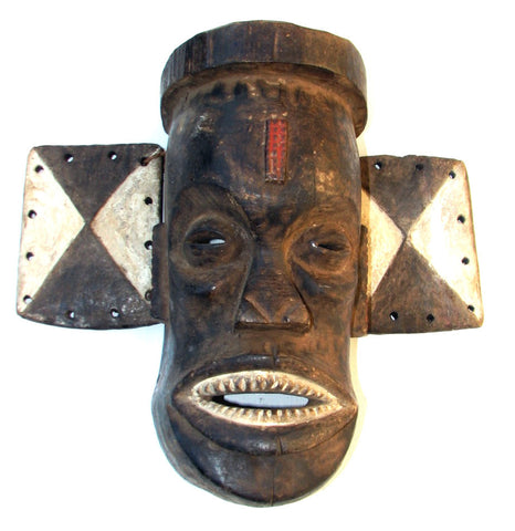Mama Katana Ceremonial Mask