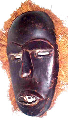 Mano Ceremonial Mask