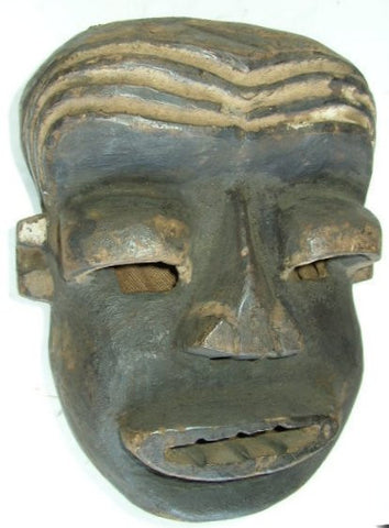 Mbunda Ceremonial Mask