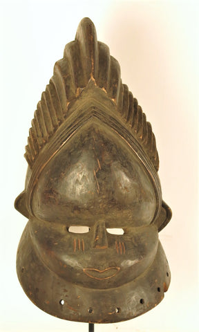 Mende Sovei Mask