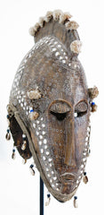 Ntomo Helmet Ceremonial mask