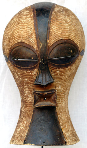 Songye Female Kwifebe Mask
