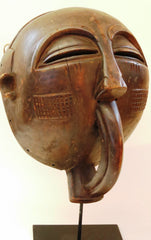 Suku Ceremonial Mask