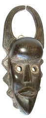 Yaure Ceremonial Mask