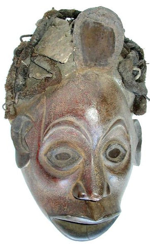 Yombe Ceremonial Mask