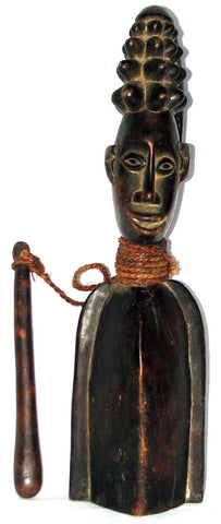 Cameroon Ceremonial Rattle