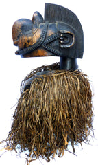 Baga Nimba Shoulder Mask