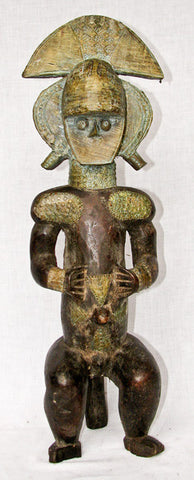 Kota Male Reliquary Figure