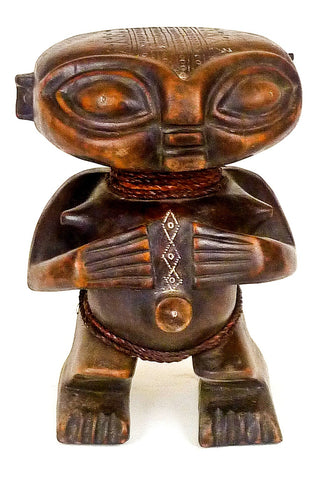 Tikar Female Ancestor  Figure