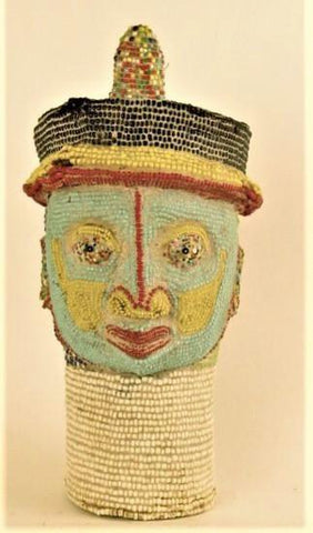 Bamelike Beaded Head