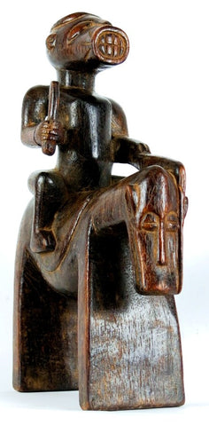 Equestrian Figure from Senufo