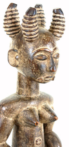 Ebrie Ceremonial Figure