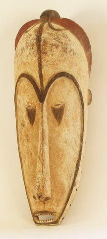 Fang Large Ceremonial Mask