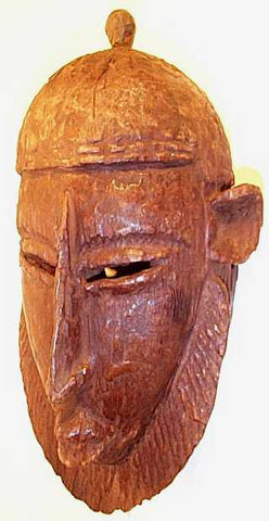 Bambara Ceremonial Mask