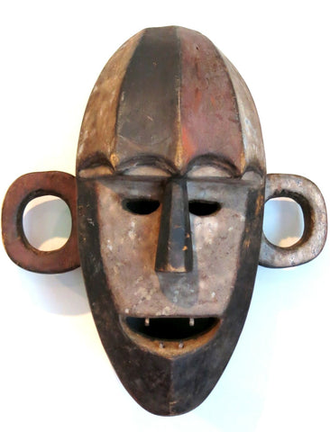 Boa Protective Spirit Mask from the Raskin Private Collection