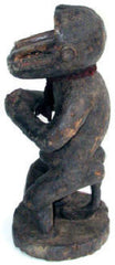Baule, Figure of the Monkey God Gbekre