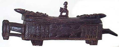 Ceremonial Vessel (Ark of the World)