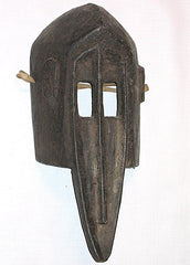 Dogon Crocodile Mask