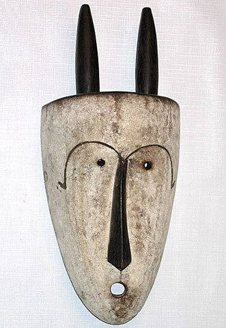 Fang Mask with Horns