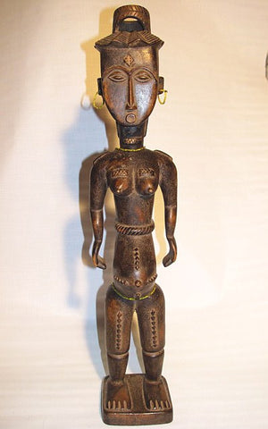 Fanti Fertility Figurine
