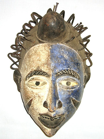 Ndunga Dance Mask